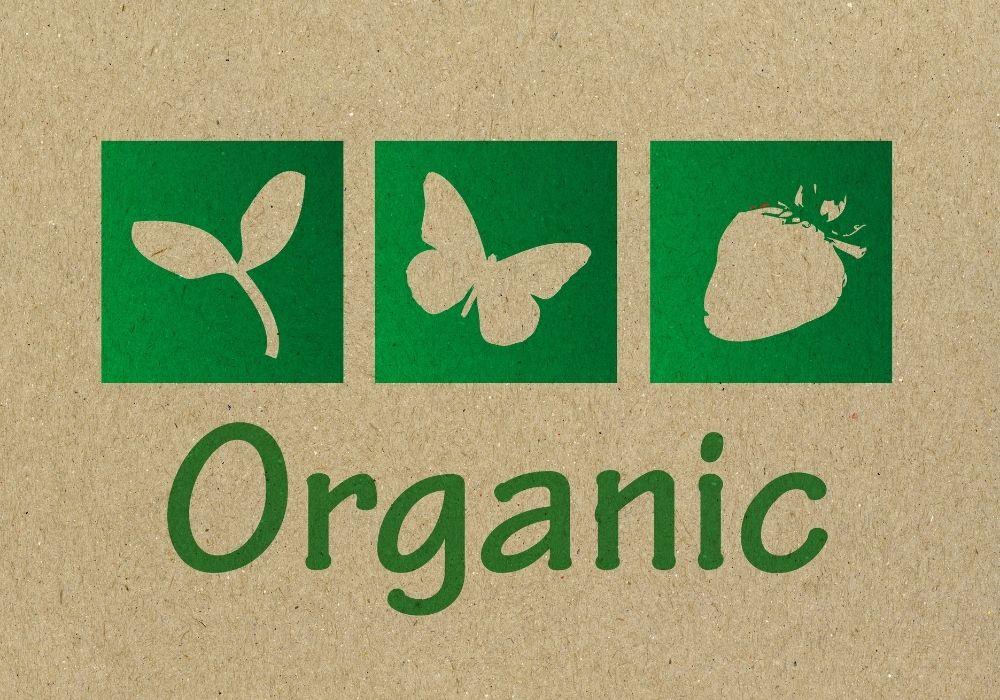 organicマーク